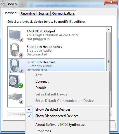 how to connect to bluetooth devic windows