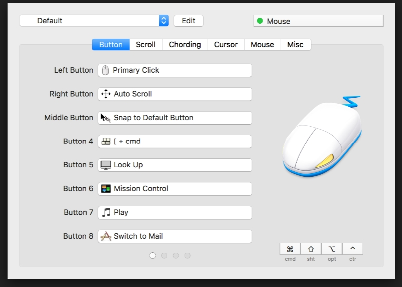 SteerMouse 5.0.3 Cracked Serial For Mac OS X Free Download