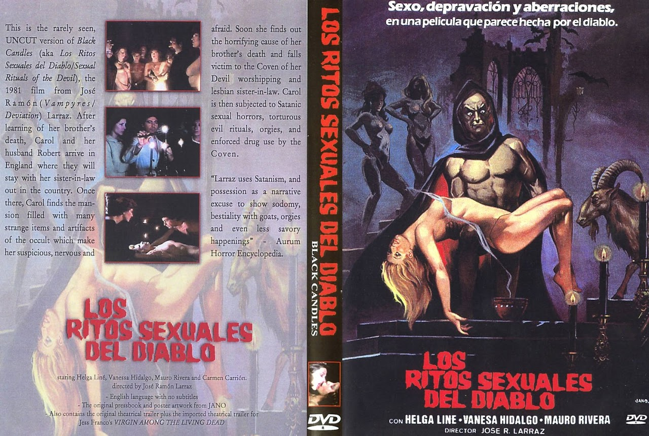 Los ritos sexuales del diablo 1982 720p BluRay FLAC2.0 x264-VietHD screenshots