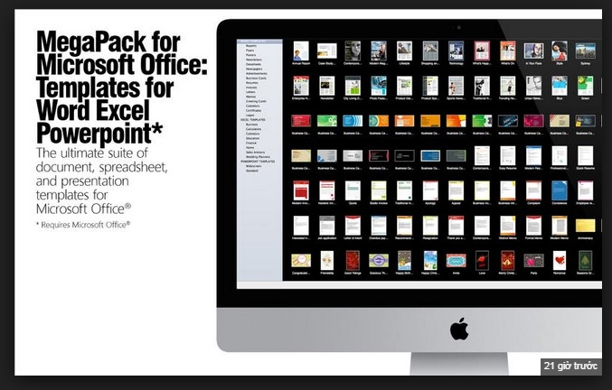 MegaPack for Microsoft Office 3.1 Cracked Serial For Mac OS X