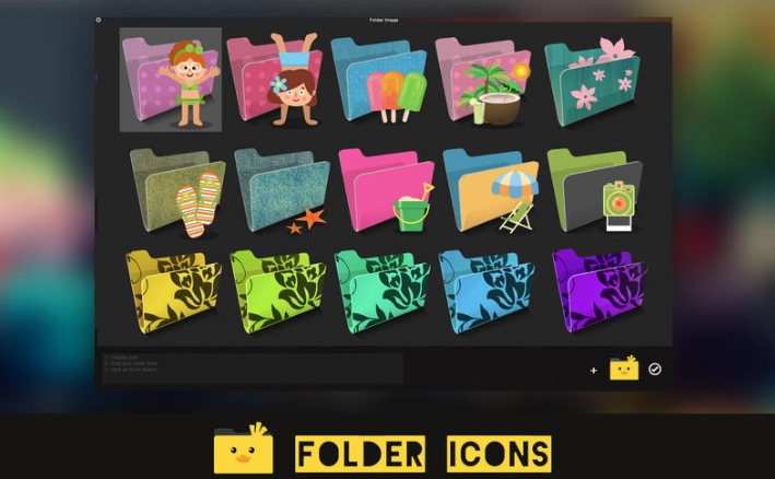 Folder Icons 1.1.8 Cracked Serial For Mac OS X Free Download