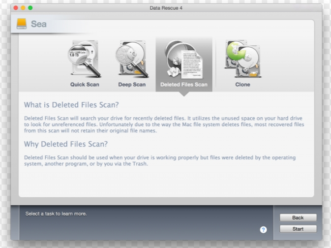 Data Rescue Professional 4.3 Cracked Serial For Mac OS X Free Download