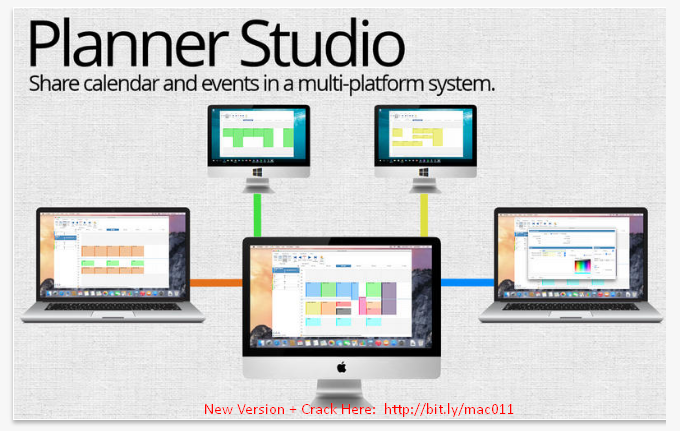 Planner Studio Pro 1.1.9	Cracked Serial For Mac OS X Free Download