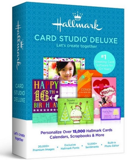 Hallmark Card Studio 2017 Cracked Serial For Mac OS X Free Download