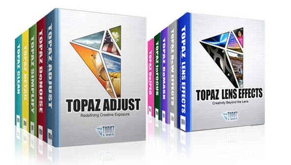 Topaz Labs Plug-ins Bundle 2016 Cracked Serial For Mac OS X