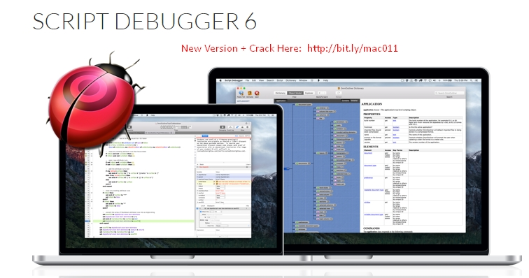 Script Debugger 6.0.4 Cracked Serial For Mac OS X Free Download