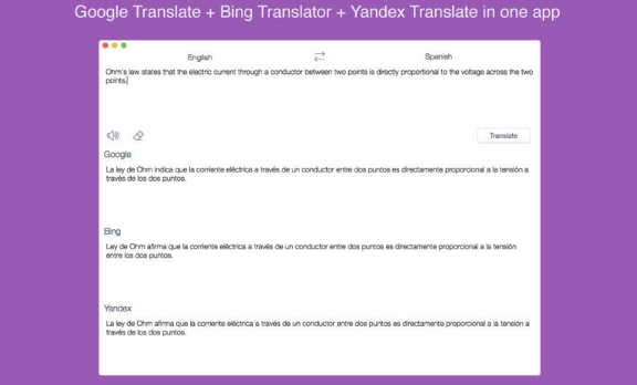Combo Translator 1.0 Cracked Serial For Mac OS X Free Download