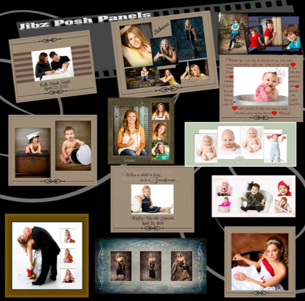 Photo Album Templates for Photoshop 2.0 Cracked Serial For Mac OS X Free Download