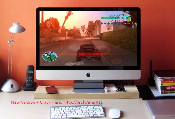 Grand Theft Auto: Vice City Cracked For Mac OS X Free Download Mac Games
