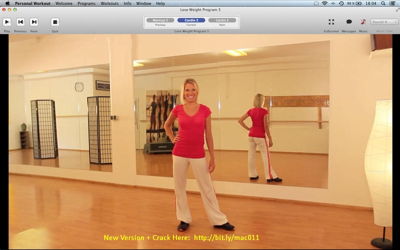 Personal Workout 2.1 Cracked Serial For Mac OS X Free Download