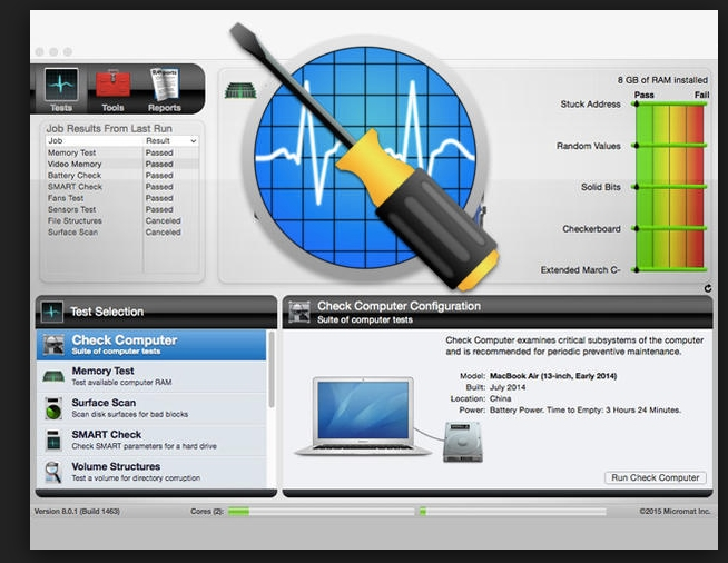 TechTool Pro 9.0.1 Cracked Serial For Mac OS X Free Download