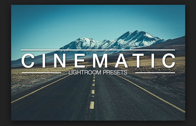 20 Cinematic Lightroom Presets 2016 Cracked Serial For Mac OS X Free Download