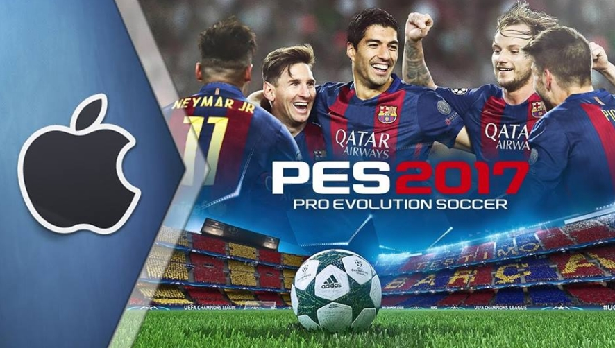 PES 2017 For Mac-Pro Evolution Soccer 2017 Cracked Serial For Mac OS X Free Download