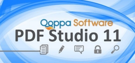 Qoppa Software PDF Studio Pro OCR 11.0.3 Cracked Serial For Mac OS X Free Download