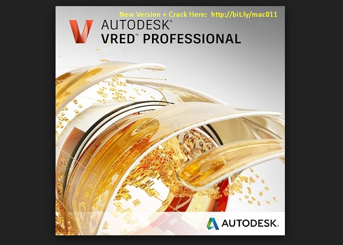 Autodesk VRED Pro 2018.1 Cracked Serial For Mac OS X Free Download