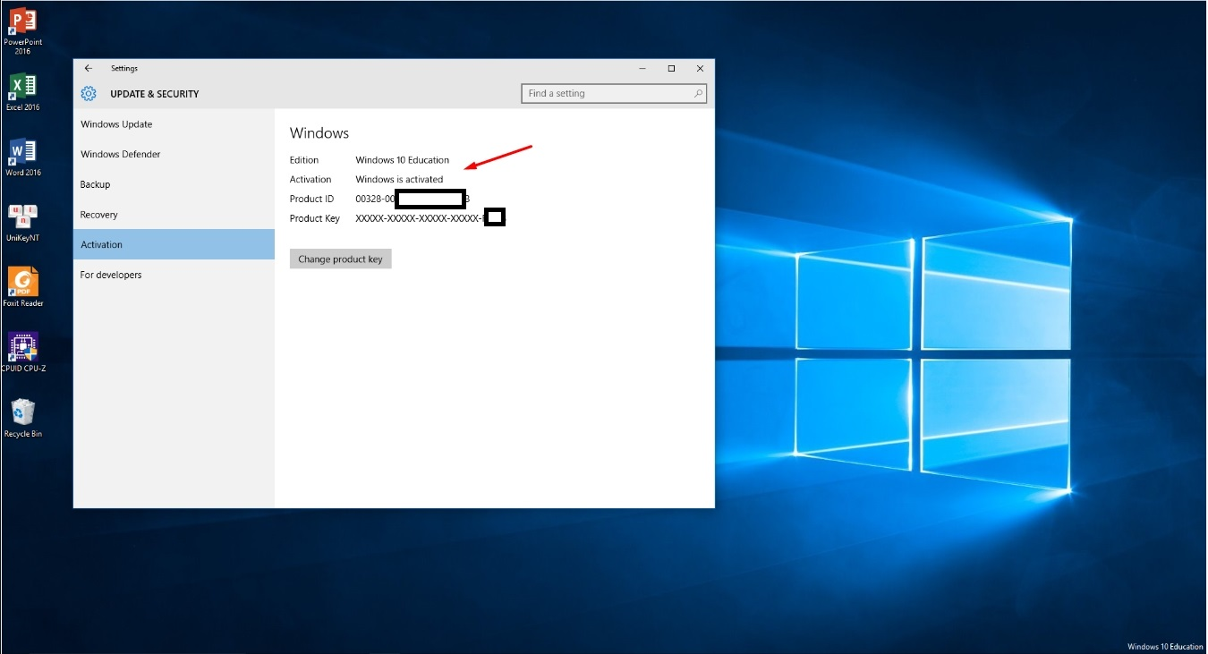 How to get Windows 10 Pro Lifetime Product Key License-32/64 bit