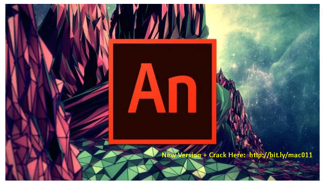 Adobe Animate CC 2018 Cracked Serial For Mac OS Free Download