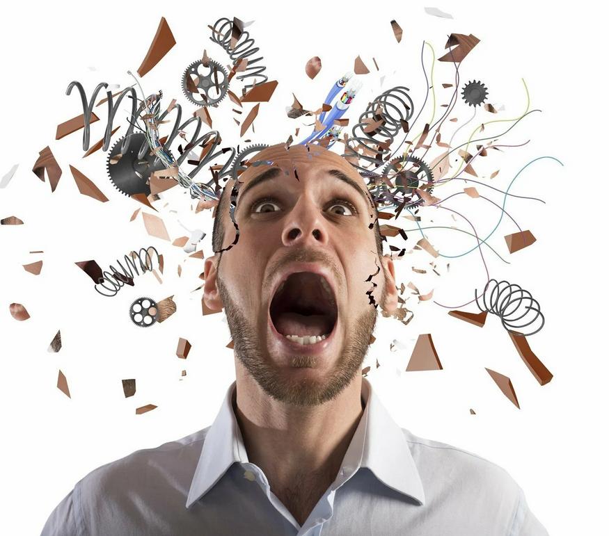 Признаки острого и хронического стресса