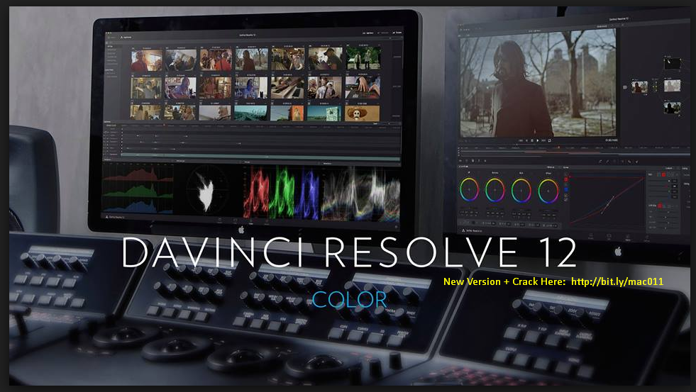 Davinci Resolve Studio 12.5 Cracked Serial For Mac OS X Free Download