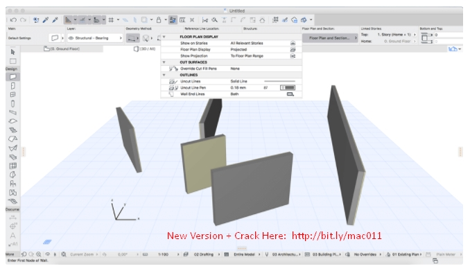 ArchiCAD 21 Build 3005 Cracked Serial For Mac OS X Free Download