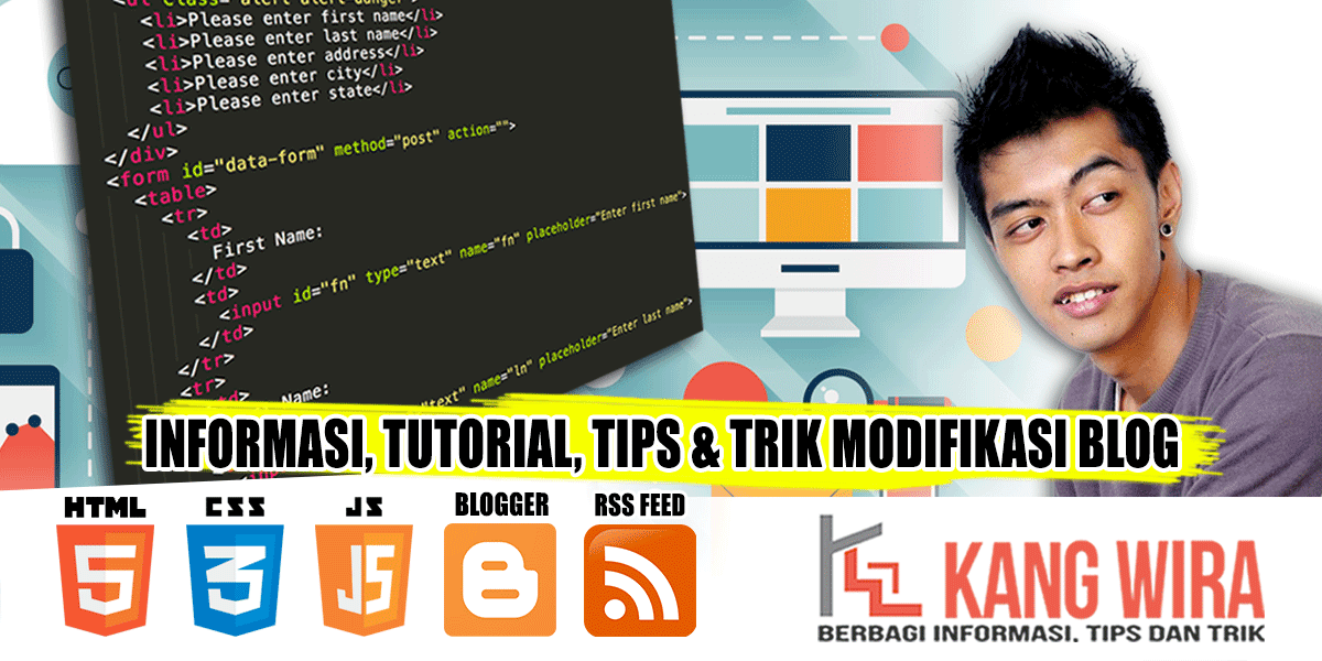 Konsultasi, Informasi, Tutorial, Tips & Trik Modifikasi Blog