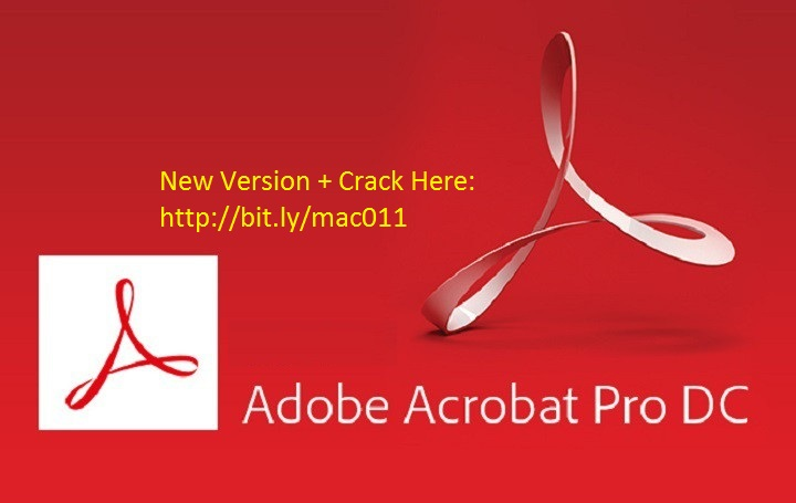 Adobe Acrobat Pro DC 2018 Crack Serial For Mac OS X Free Download
