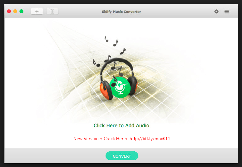 Sidify Music Converter 1.2.1 Cracked Serial For Mac OS X Free Download