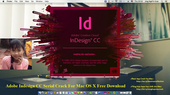 Adobe InDesign CC 2017 v12.1 Cracked Serial For Mac OS X Free Download