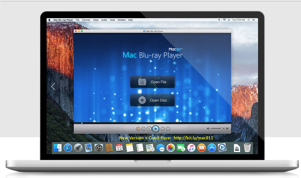 Macgo Mac Blu-ray Player Pro 3.2.3 Cracked Serial For Mac OS X Free Download
