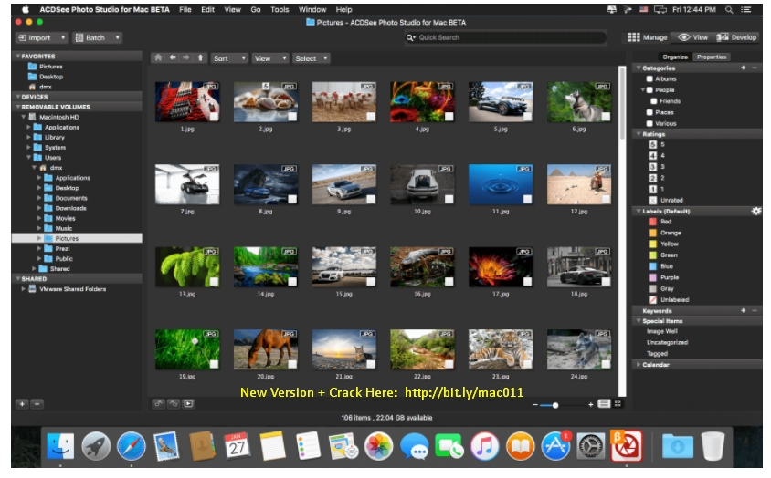 ACDSee Photo Studio 4.0 Cracked Serial For Mac OS X Free Download