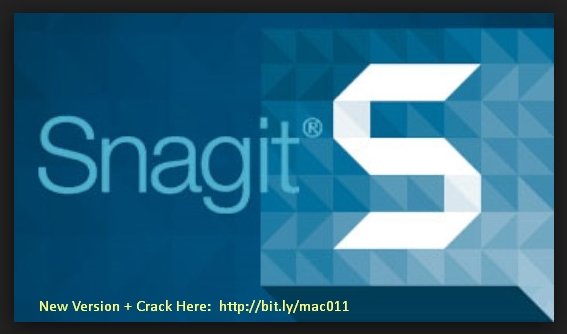 TechSmith Snagit 2018 Cracked Serial For Mac OS X Free Download