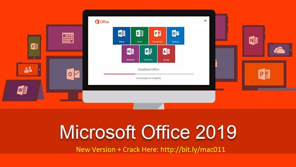 Microsoft Office 2019 v16.17 Activation Cracked For Mac OS Free Download