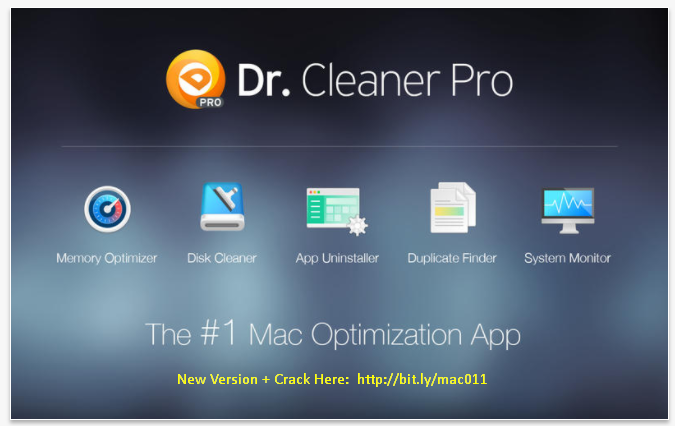 Dr. Cleaner Pro 1.1.1 Cracked Serial For Mac OS X Free Download