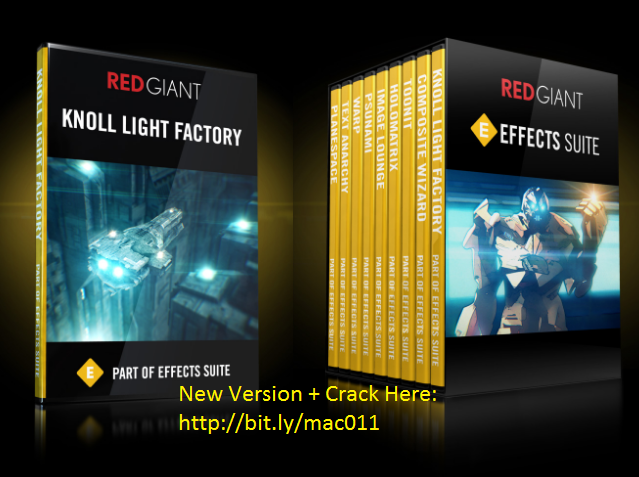 Red Giant Knoll Light Factory 3.2.3 for Photoshop CC-CS6 Serial Mac OS X Free Download