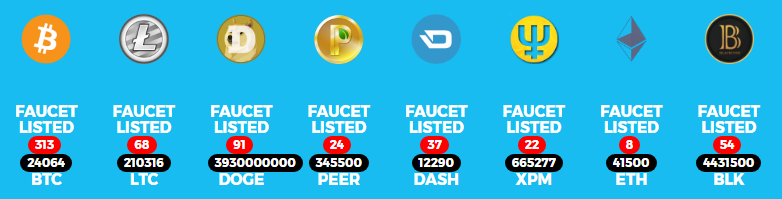 Best Bitcoin faucet list & rotator August 2017 - 24084 Satoshi
